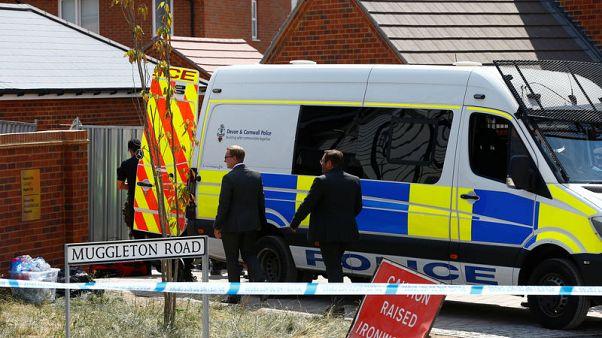 الشرطة البريطانية تفحص فندقا في موقع تسمم جديد بغاز نوفيتشوك