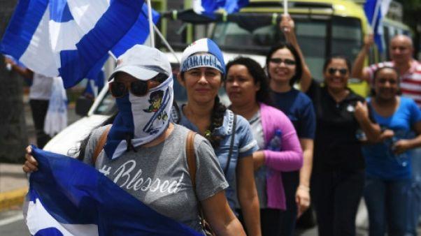 Nicaragua: l'opposition annonce une grève générale le 13 juillet
