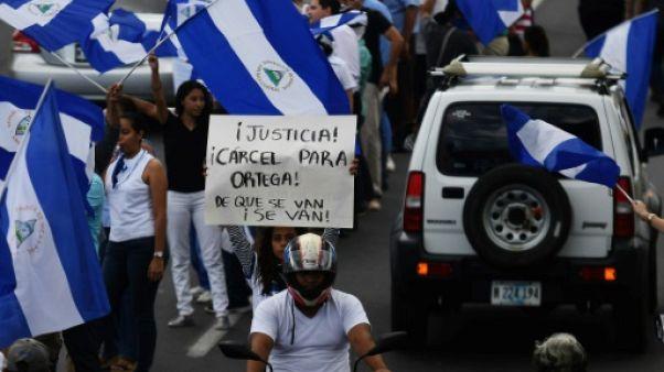 Nicaragua: les Etats-Unis ordonnent à leur personnel non essentiel de quitter le pays
