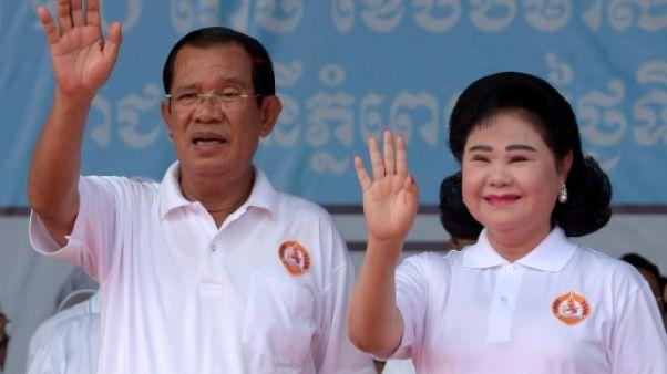 Au Cambodge, ouverture de la campagne pour des élections controversées