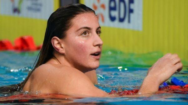 Open de France de natation: derniers réglages avant Glasgow pour Bonnet et les Bleus