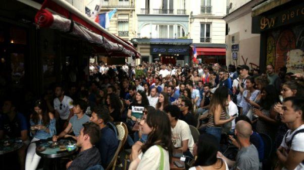 Près de 13 millions de téléspectateurs pour France-Uruguay sur TF1
