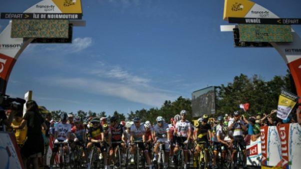 Le Tour de France est parti de Noirmoutier