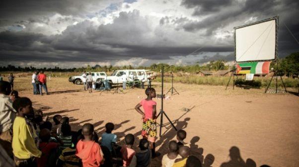 Au fin fond du Mozambique, la Coupe du monde sous les étoiles