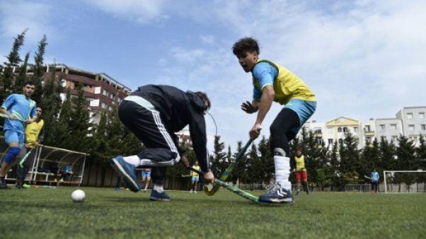 A peine né, le hockey sur gazon algérien rêve déjà de médailles
