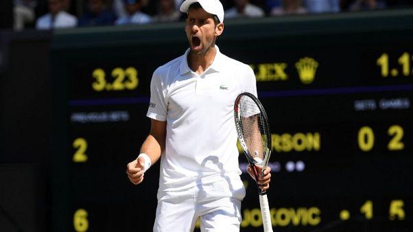 Highlights of Wimbledon day 13
