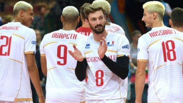 Volley: la France en finale de la Ligue des nations après un succès dantesque