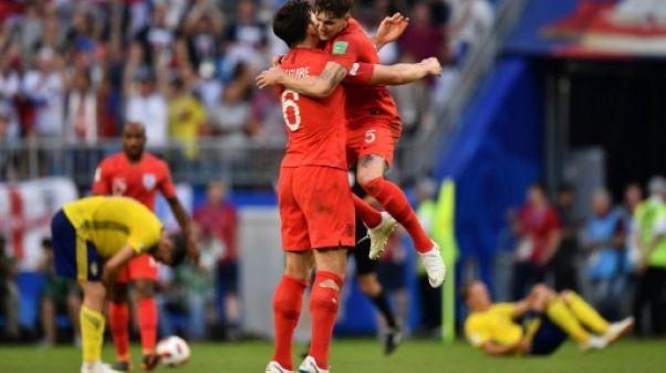 Mondial-2018: l'Angleterre revit, la Russie retient son souffle