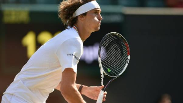 Wimbledon: le N.3 mondial Alexander Zverev chute dès le 3e tour