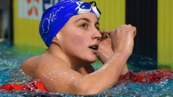Open de France de natation: Bonnet dans les temps, Metella inquiète