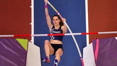 Perche dames: 2e titre national et record de France pour Guillon-Romarin