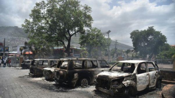 Hausse des carburants en Haïti: le président appelle les manifestants à rentrer chez eux