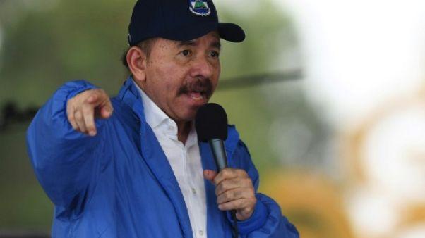 Nicaragua: Ortega rejette la demande d'élections de l'opposition