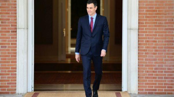 Espagne: première rencontre au sommet entre Sanchez et le président catalan