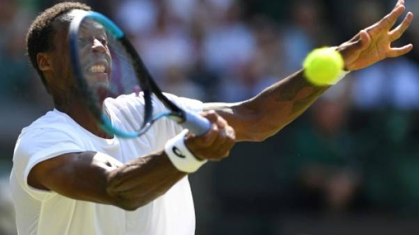 Wimbledon: avantage Gaël Monfils