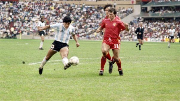Mondial: la Belgique en demi-finales, le souvenir intact de 1986
