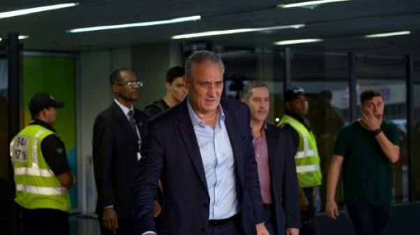 Mondial: retour au Brésil discret pour la Seleçao