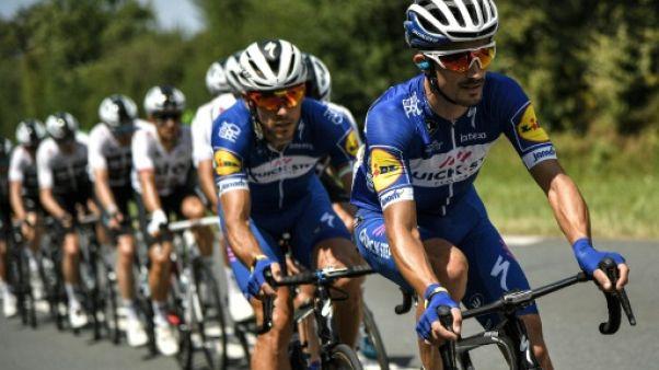 Tour de France: France-Belgique, la demi-finale qui anime le peloton