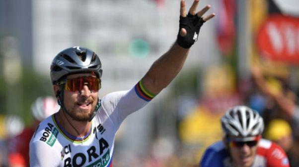 Tour de France: Sagan fait coup double