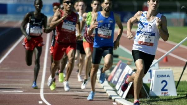 Championnats de France: 4e titre pour Bosse sur 800 m