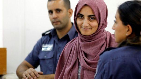 إسرائيل تتهم سائحة تركية بمساعدة حماس وأنقرة تبدي غضبها