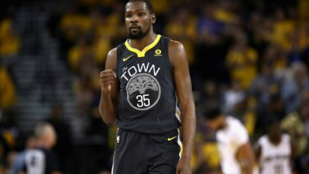 NBA: Kevin Durant prolonge avec Golden State