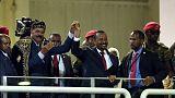 على أنغام الموسيقى.. زعيما إثيوبيا وإريتريا يدعوان للسلام والحب والوحدة