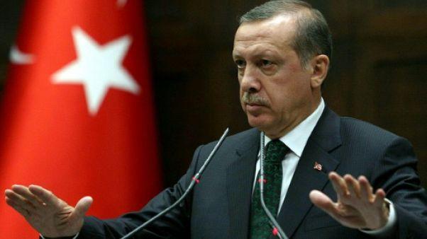 """Turquie: Erdogan, le """"Reïs"""" qui ambitionne de marquer l'histoire"""