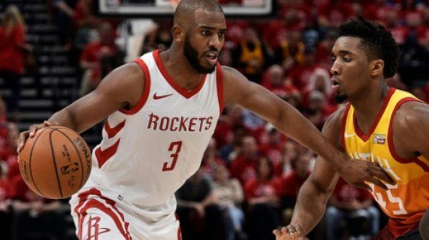 NBA: Chris Paul prolonge pour quatre ans avec Houston
