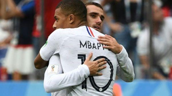 France: Mbappé et Griezmann, à chacun son tempo