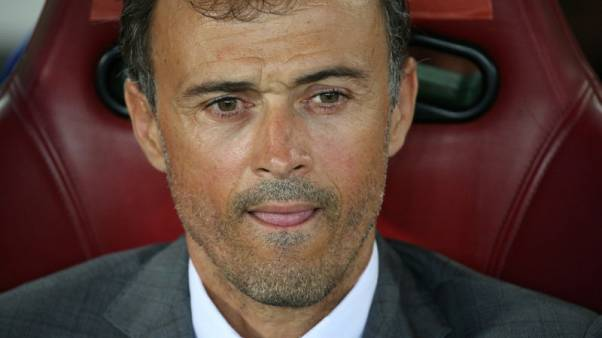لويس إنريكي يتولى تدريب منتخب إسبانيا حتى 2020