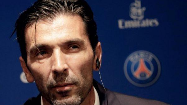 """Paris-SG: """"Personne ne m'a jamais dit que j'étais titulaire a priori"""", assure Buffon"""