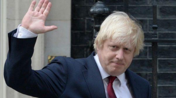 Brexit: démission du ministre britannique des Affaires étrangères Boris Johnson