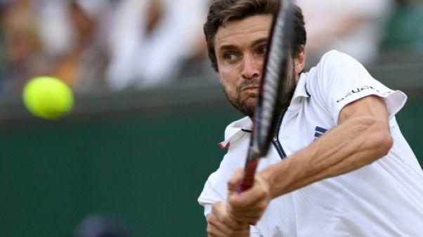 Wimbledon: le duel Simon-Del Potro suspendu en raison de l'obscurité