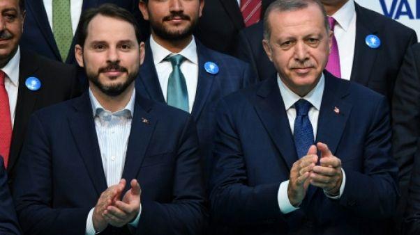 Berat Albayrak, gendre d'Erdogan et l'un des hommes forts de Turquie