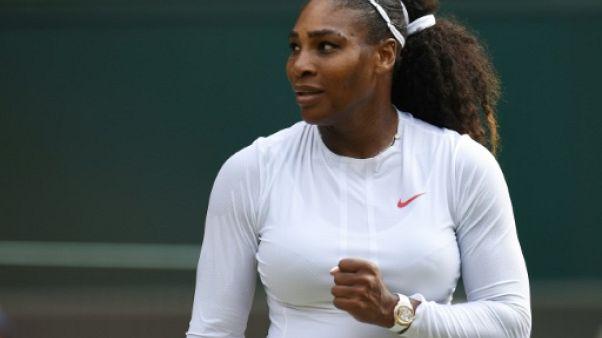 Wimbledon: une occasion à saisir pour Serena Williams