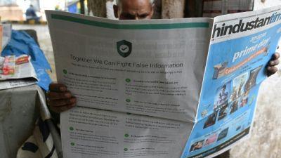 """Rumeurs meurtrières en Inde: WhatsApp offre des """"conseils"""" dans la presse"""