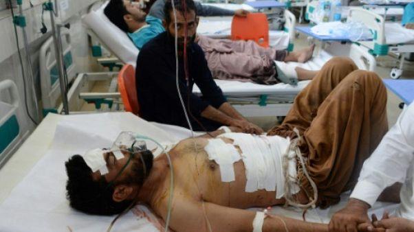 Afghanistan: au moins 12 morts dans un attentat-suicide près d'une station-service