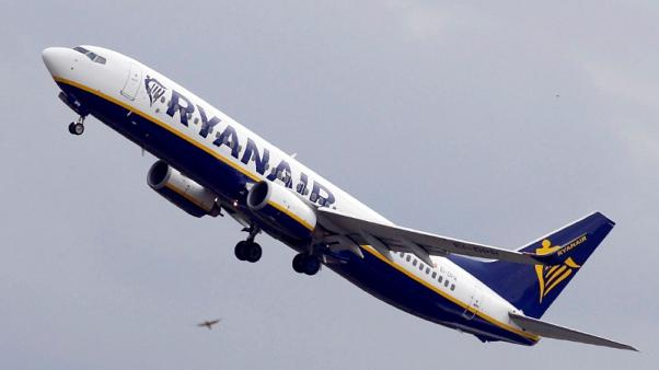 UK's NATS disputes Ryanair claim of air traffic control staff shortages
