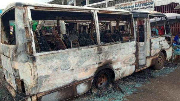 Cameroun: au moins trois policiers tués en deux jours en zone anglophone