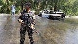 مقتل 12 على الأقل منهم أطفال في هجوم انتحاري بأفغانستان