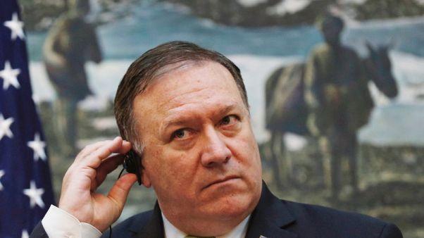 بومبيو: أمريكا ستدرس طلبات لاستثناءات من العقوبات النفطية الإيرانية