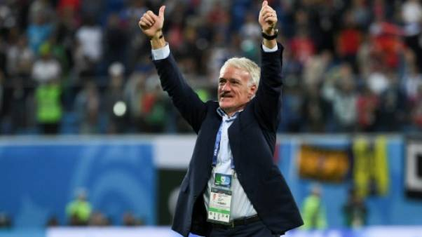 France: Deschamps, l'homme des sommets