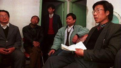 Chine: retour à la case prison pour un vétéran de la dissidence