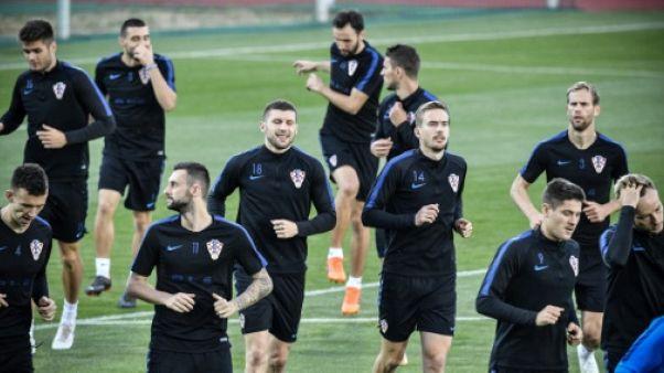 Mondial: Angleterre-Croatie, deux générations, une place en finale