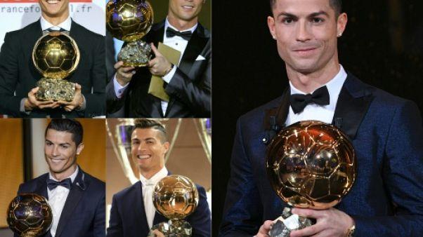 Cristiano Ronaldo: plus qu'un Ballon d'Or, une multinationale