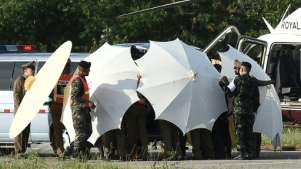 Thaïlande: vers un difficile retour à la normale pour les  rescapés de la grotte