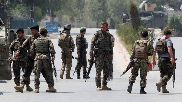 مسؤولون أفغان: عدد قتلى هجوم جلال اباد يصل إلى 10