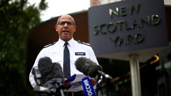 الشرطة البريطانية تتحدث إلى رجل تعرض لغاز الأعصاب نوفيتشوك