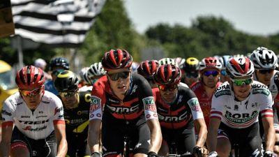 Tour de France: 171 coureurs sont partis de Lorient vers les routes pentues de Bretagne